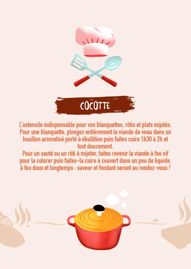 comment cuisiner le veau à la cocotte